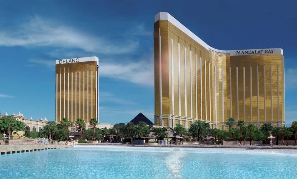 Image of Mandalay Bay Resort & Casino.