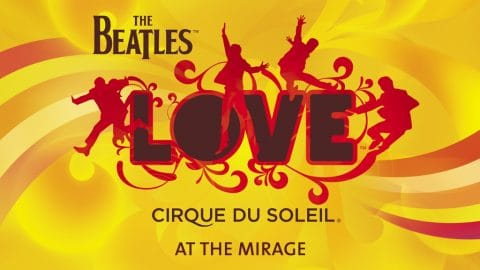Beatles LOVE by Cirque